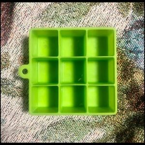 Soap mold   Green  easy to use